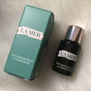 New La Mer MINI Concentrate